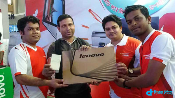 Gifts purchased Lenovo laptop smartphone