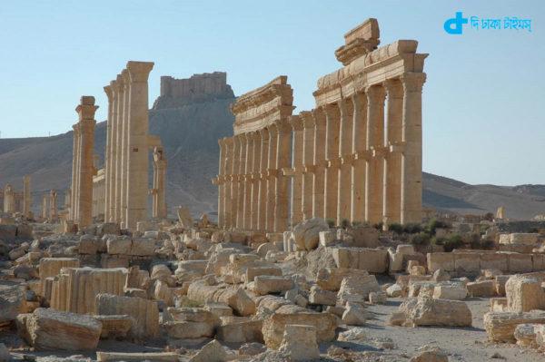 Syria-Palmyra
