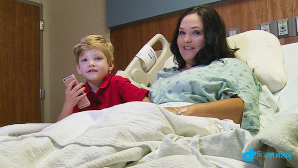 4-Year-Old Saves His Mother's Life