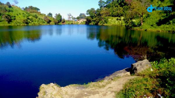 Bandarban Scenic Lake Boga