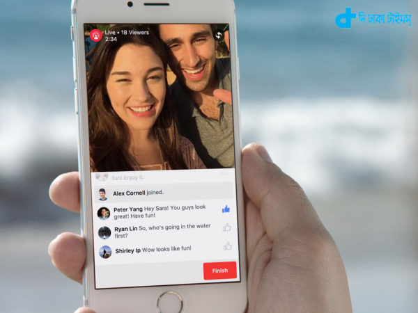 Facebook live launched for everybody