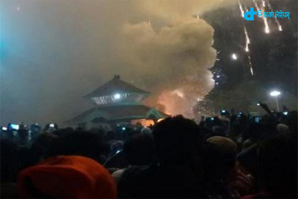 Fire temples in Kerala, India, 75 killed
