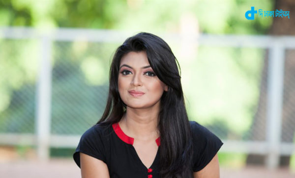 Model-actress Nabila first film Ayanabaji
