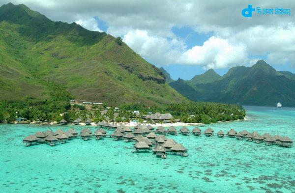 Moriah natural beauty of island