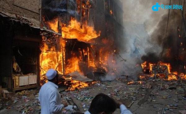 Pakistan terrorist attacks