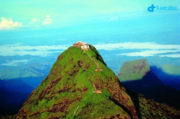 Sri Lanka's mysterious Adam Hills