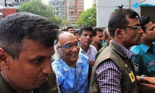 journalist Shafik Rehman 5-day remand