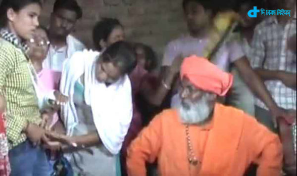 BJP MP & controversy forced woman to open pants