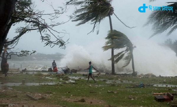 Cyclone 'royanura paw- 25 people killed