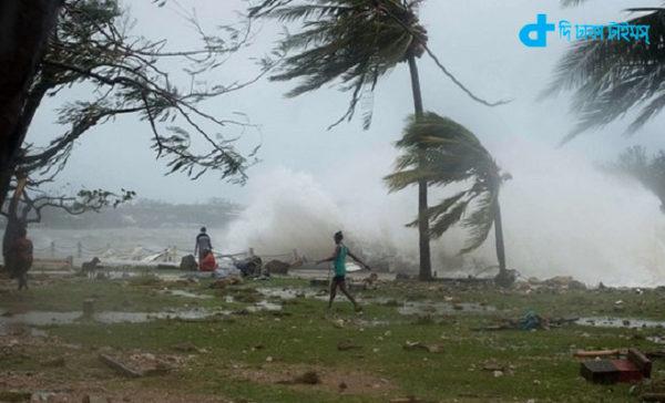 Cyclone 'royanura paw- 25 people killed