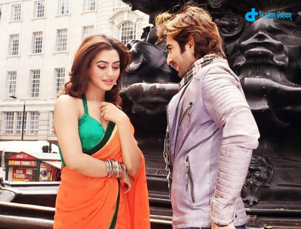 Eid is coming Jeet film Badsha