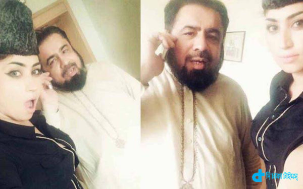 Model, selfie and dismissed Mufti