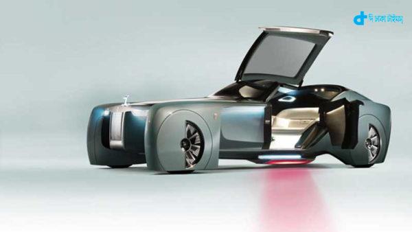 New Rolls-Royce & next 100 years