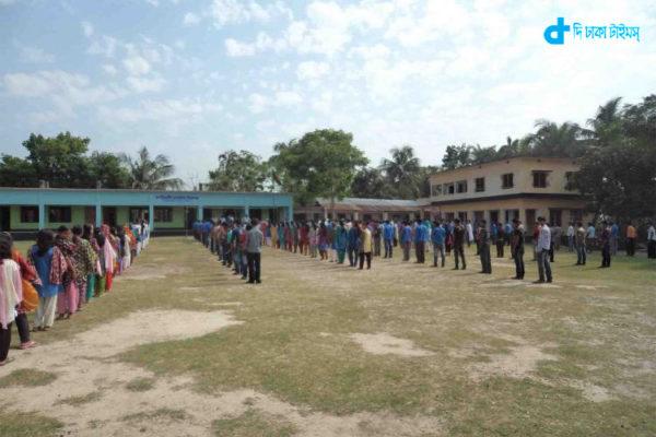 Village & schools