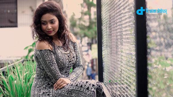 As a new drama actress Bhabna