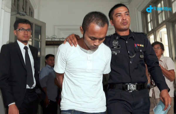 Bangladeshis  murder case Malaysians 8-year prison