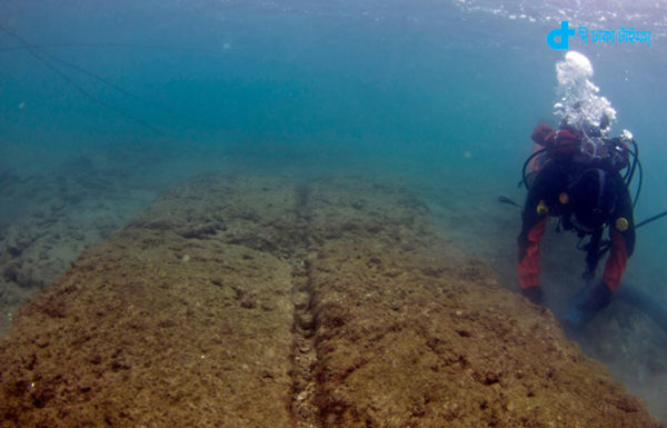 Discovered in ancient Athens Naval Base