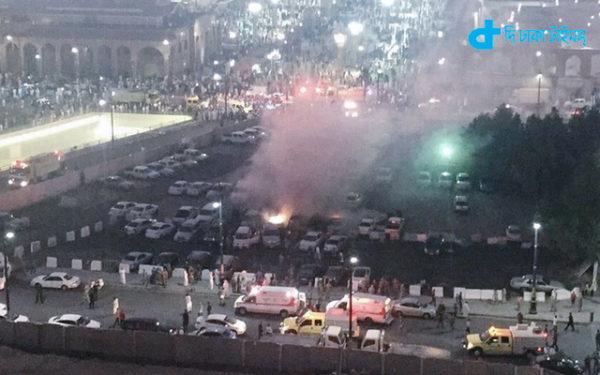 Medina suicide bombings in Saudi Arabia
