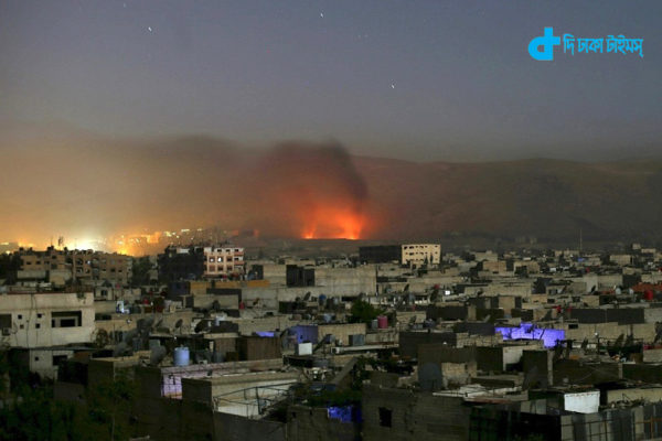 Syria's rebels 48 hours Time
