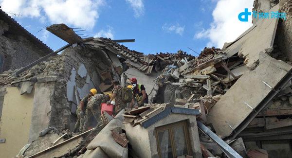 173 killed in Italy quake