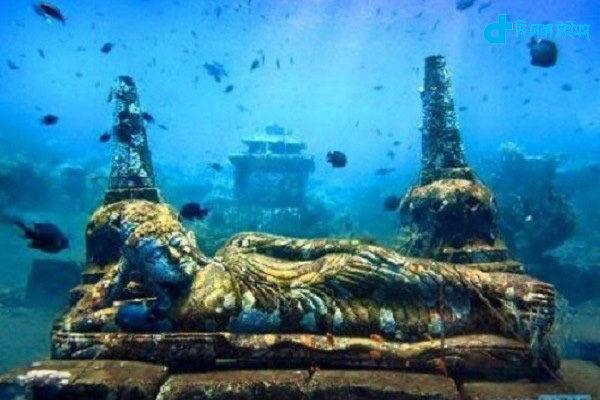 Vishnu temple mysterious