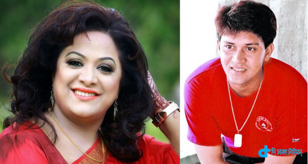 actor Shakeel and Aruna