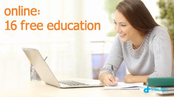 online 16 free education
