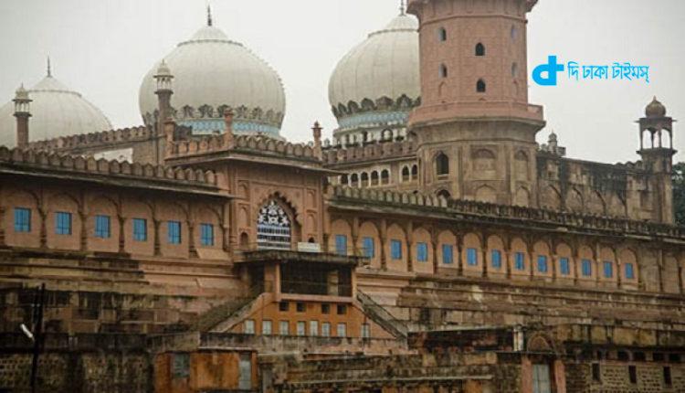 ভারতের খ্যাতিমান তাজ উল মসজিদ 1