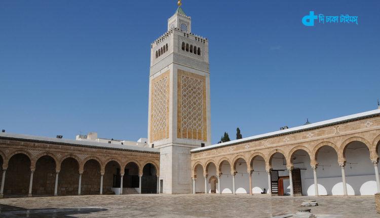 তিউনেশিয়ার ঐতিহাসিক আল-জয়তুন মসজিদ 1