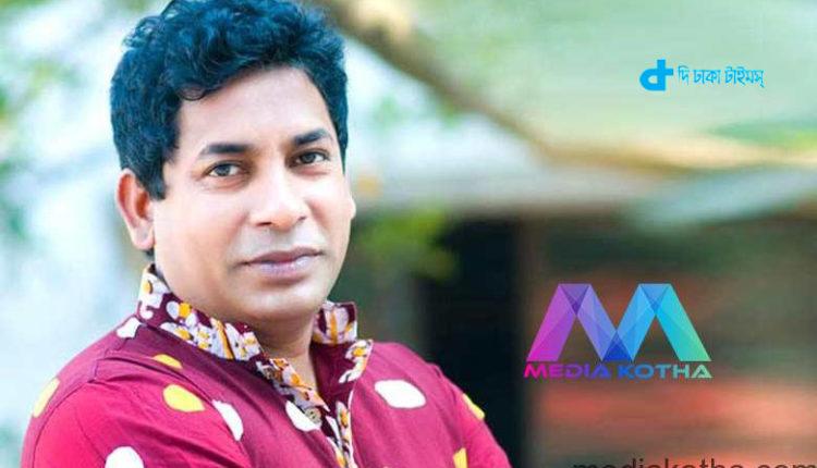 ঈদে মোশাররফ করিমের ৬ পর্বের নাটক 'মাহিনের নীল তোয়ালে' 2