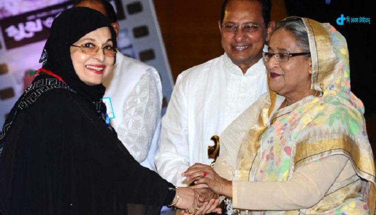 আজীবন সম্মাননা পেয়ে শাবানা বললেন: 'বাংলাদেশের চলচ্চিত্র একদিন বিশ্বজয় করবে' 1