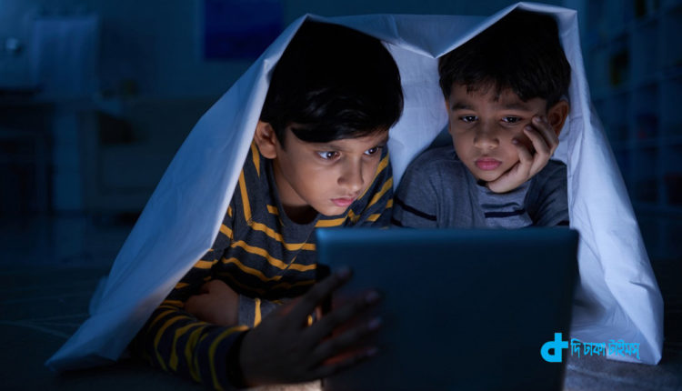 Online Addiction Among Children And Adolescents
