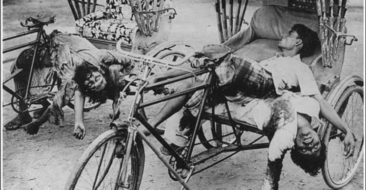 জাতির জনক বঙ্গবন্ধু শেখ মুজিবুর রহমান এর ৪২তম শাহাদাৎ বার্ষিকী আজ 3