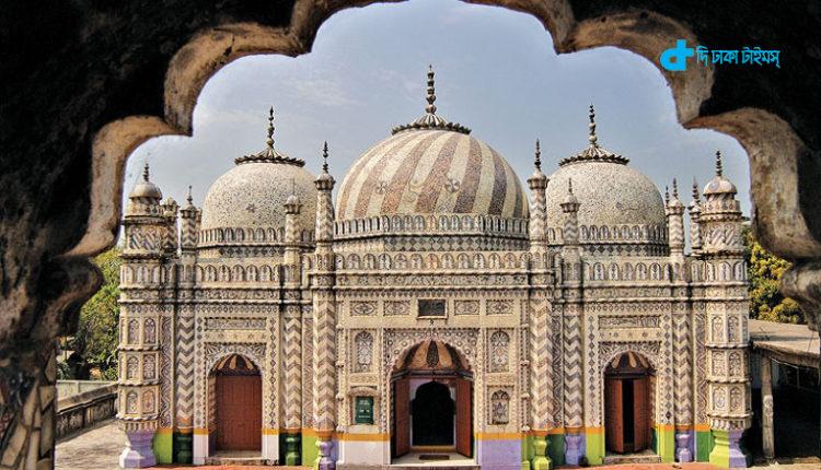 নোয়াখালীর ঐতিহাসিক বজরা শাহী মসজিদ 1