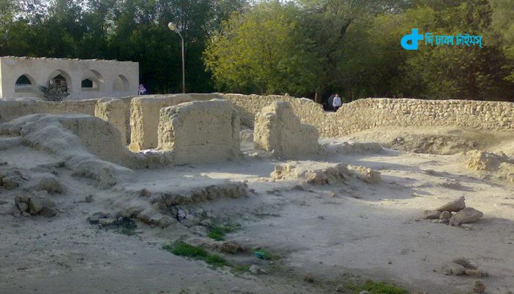 সৌদি আরবের ঐতিহাসিক জোয়াথা মসজিদ 1