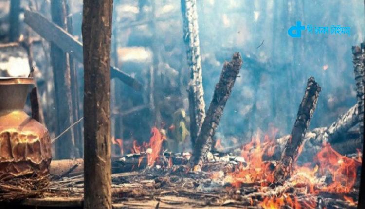 'রোহিঙ্গাদের গ্রাম পোড়াচ্ছে সেনাবাহিনী' : অ্যামনেষ্টি ইন্টারন্যাশনাল 1