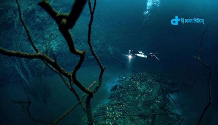 অদ্ভুতুড়ে কাণ্ড: মেক্সিকোতে পানির নিচে আরেক নদী! 1