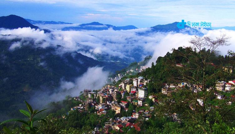 ভারতের দার্জিলিং এর কাঞ্চনজঙ্ঘা'র অভূতপুর্ব দৃশ্য 1