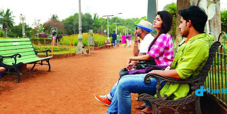 দুই বাংলার শিল্পীদের নিয়ে শুরু ধারাবাহিক নাটক 'প্রজাপতি প্রেম' 1
