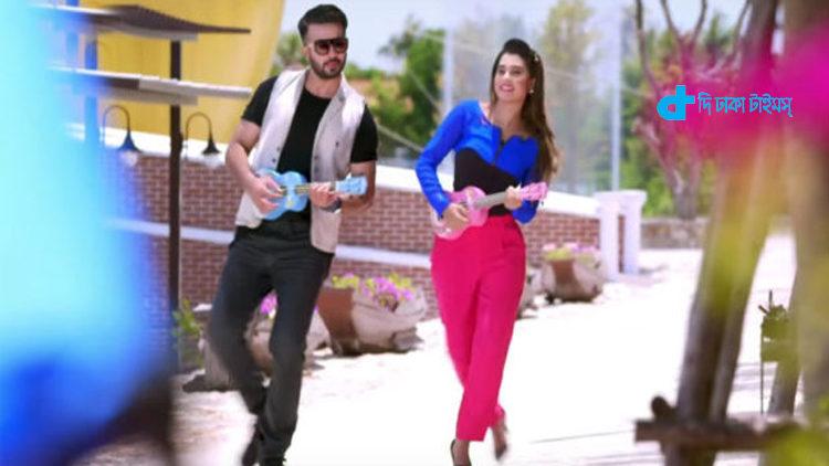 শাকিবের নতুন ছবি 'প্রিয়তমা'র নায়িকা হচ্ছেন বুবলি 2