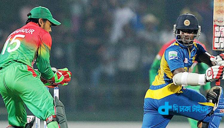 বাংলাদেশ ও শ্রীলঙ্কা টি-২০: ঘুরে দাঁড়ানোর প্রত্যয়ে আজ মাঠে নামছে বাংলাদেশ দল 1
