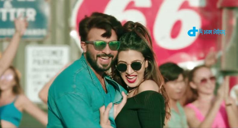 শাকিব-মিম অভিনীত 'আমি নেতা হবো' ছবির নতুন গান! [ভিডিও] 2