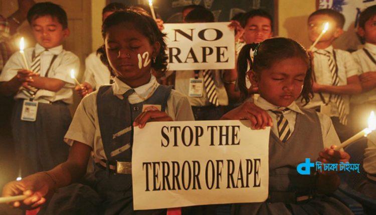 ভারত শিশু ধর্ষণে মৃত্যুদণ্ডের আইন করলো 1