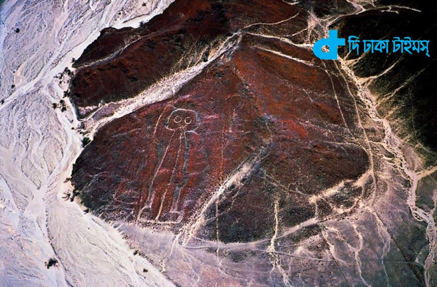 রহস্য ঘেরা পৃথিবীর আরেকটি রহস্যময় জায়গা হলো নাজকা লাইন 1