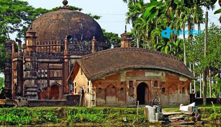 আশ্রাবপুর গায়েভী জামে মসজিদ 1