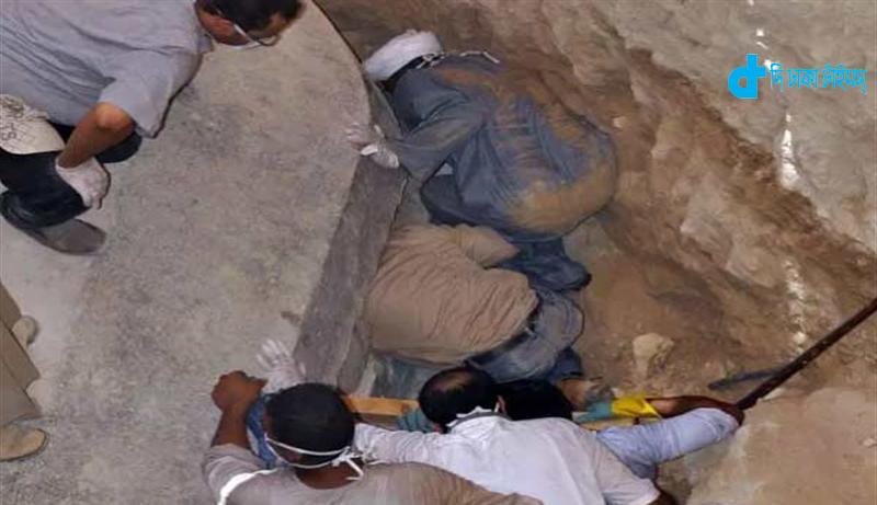 অবশেষে উন্মোচন হল মিশরের সেই রহস্যময় কফিন 1