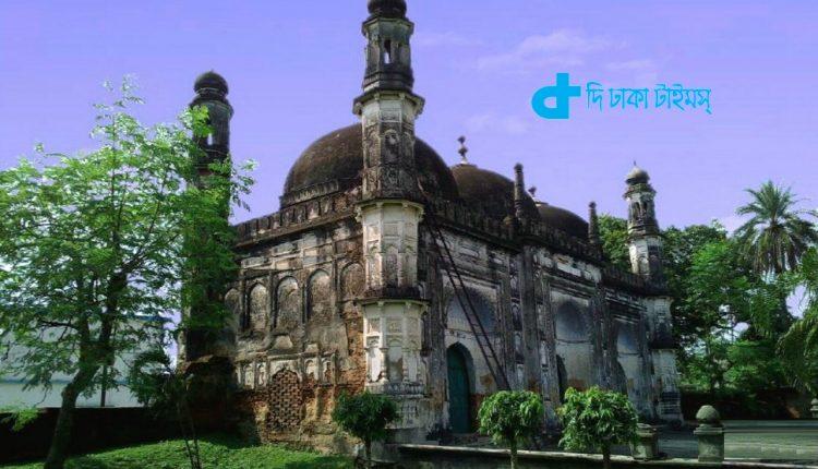 ভারতের মুর্জিদাবাদের ঐতিহাসিক মতিঝিল 'কালা মসজিদ' 1
