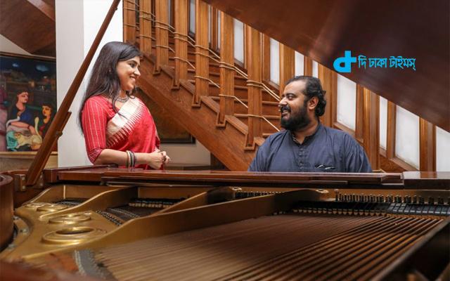 নবনীতার নতুন অ্যালবাম 'আহারে সোনালি বন্ধু' 2