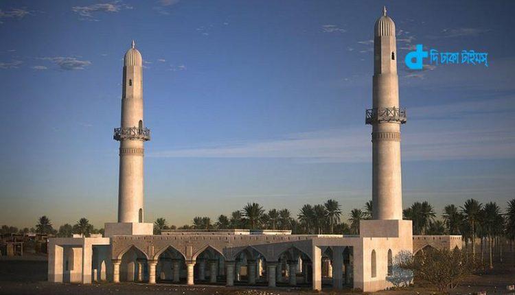 বাহরাইনের প্রাচীনতম মসজিদ খামিস মসজিদ 1
