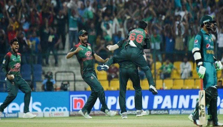 ম্যাচ সেরা মুশফিক: পাকিস্তানকে পরাজিত করে ফাইনালে বাংলাদেশ 1